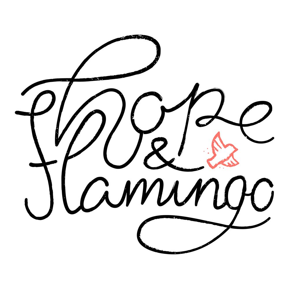 hope&flamingo