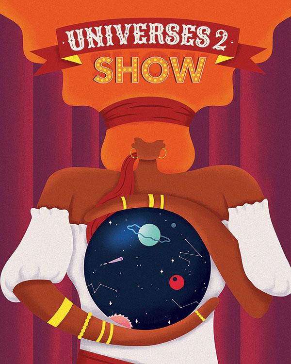 Universes show 2